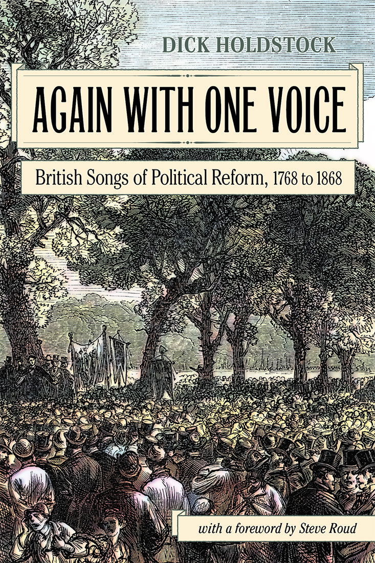 Now Available: Again With One Voice