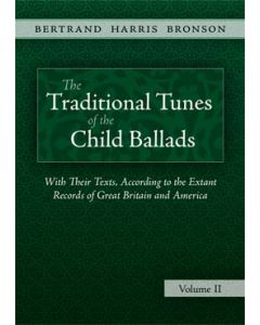 The Traditional Tunes of the Child Ballads, Vol 2