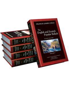 The English and Scottish Popular Ballads, Vol 1-5