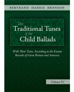 The Traditional Tunes of the Child Ballads, Vol 4