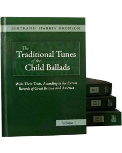 The Traditional Tunes of the Child Ballads, Volumes 1–4